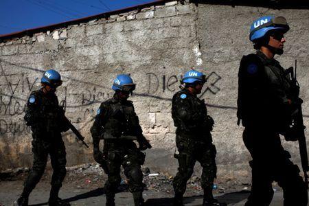 U.N. votes to close, replaceHaiti…