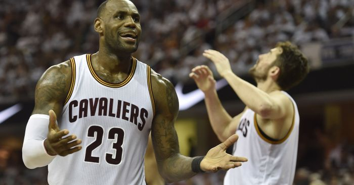 How vulnerable are the Cleveland Cavaliers…